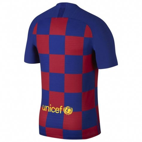 2019-2020 Barcelona Vapor Match Home Nike Shirt (ABIDAL 22)
