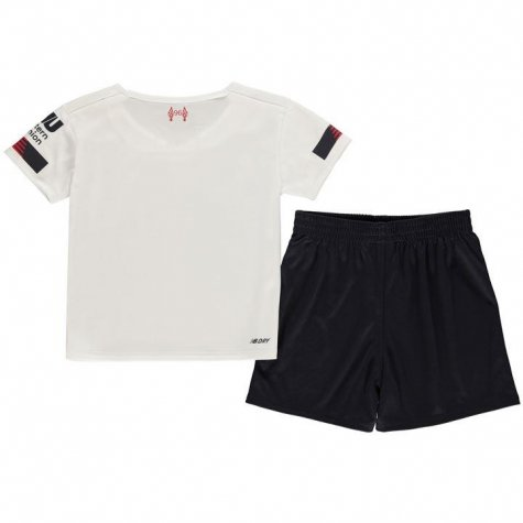 2019-2020 Liverpool Away Little Boys Mini Kit (Firmino 9)