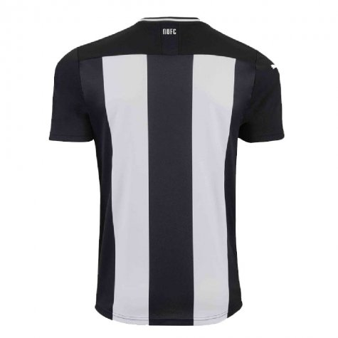 2019-2020 Newcastle Home Football Shirt (LONGSTAFF 36)