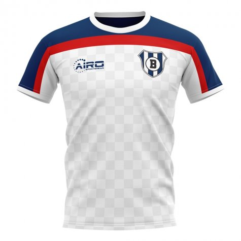 2020-2021 Bolton Home Concept Football Shirt (Your Name)