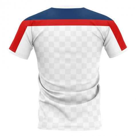 2020-2021 Bolton Home Concept Football Shirt - Kids