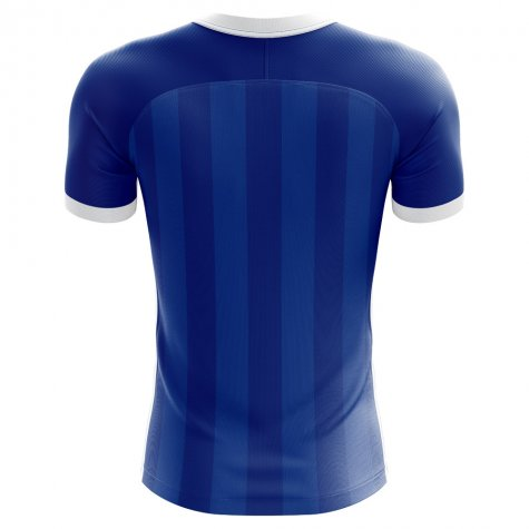 2020-2021 Everton Home Concept Football Shirt - Baby
