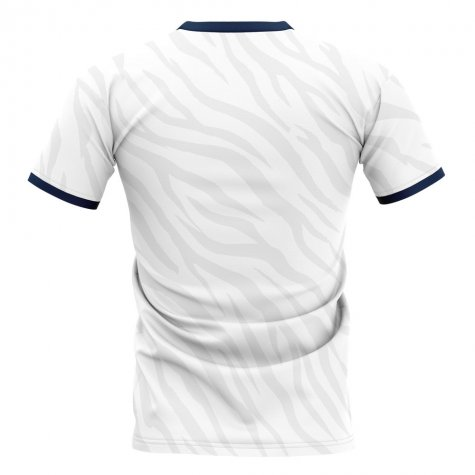 2020-2021 Preston Home Concept Football Shirt - Baby
