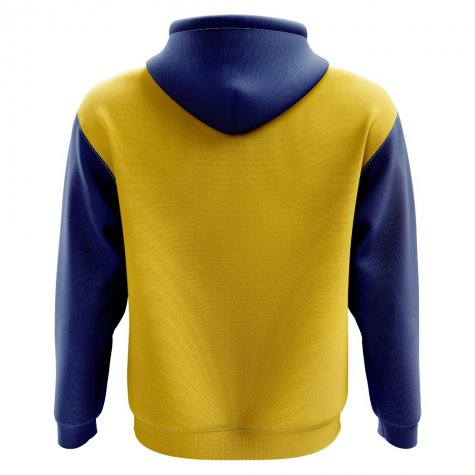 Fenerbahce Concept Club Football Hoody (Yellow)