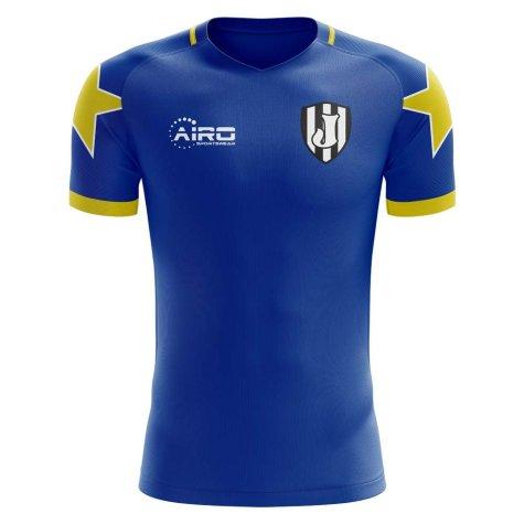 2020-2021 Turin Away Concept Football Shirt (Mandzukic 17)