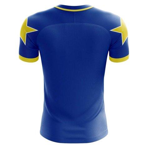 2019-2020 Turin Away Concept Football Shirt