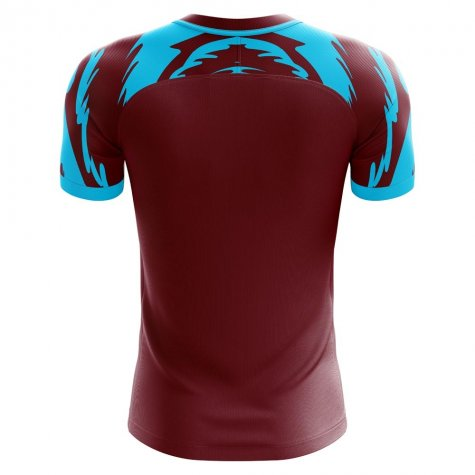2019-2020 West Ham Home Concept Football Shirt (HURST 10)