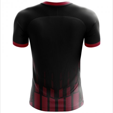2020-2021 Milan Pre-Match Concept Football Shirt (CUTRONE 63)