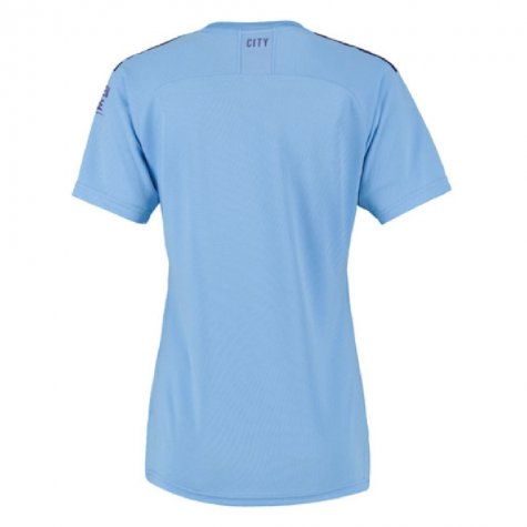 2019-2020 Manchester City Puma Home Ladies Shirt