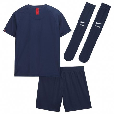 2019-2020 PSG Home Nike Little Boys Mini Kit (BECKHAM 32)