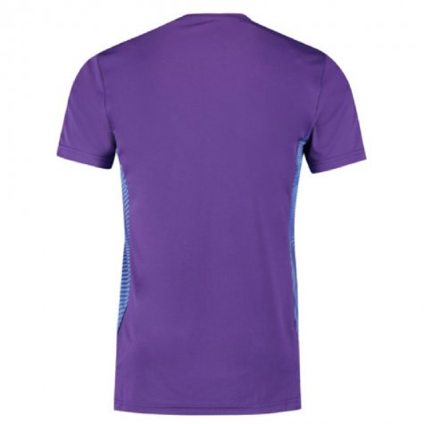 2019-2020 Manchester City Puma Stadium Jersey (Purple) (Rodrigo 16)