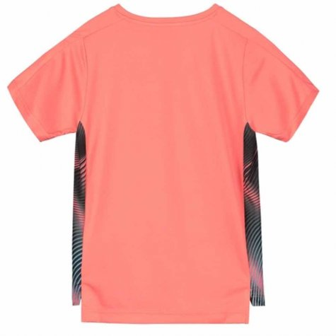 2019-2020 Manchester City Puma Stadium Jersey (Peach) - Kids (Mendy 22)