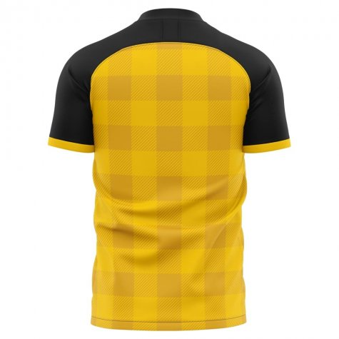 2020-2021 Livingston Home Concept Football Shirt - Womens
