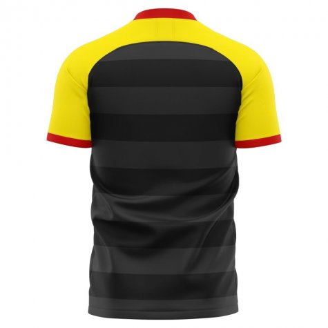 2020-2021 Partick Away Concept Football Shirt - Little Boys