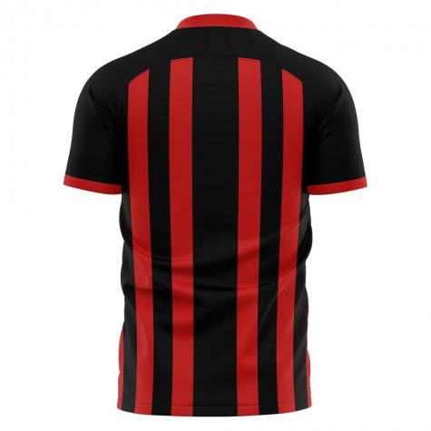 2020-2021 Bohemians Home Concept Football Shirt - Little Boys