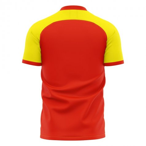 2019-2020 Nagoya Grampus Home Concept Football Shirt - Little Boys