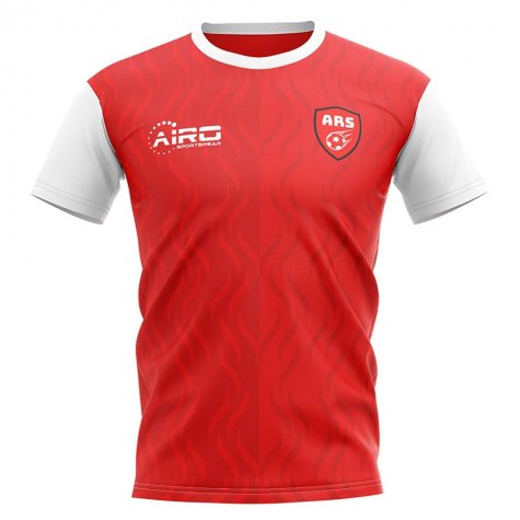 2019-2020 North London Home Concept Football Shirt (RAMSEY 8)