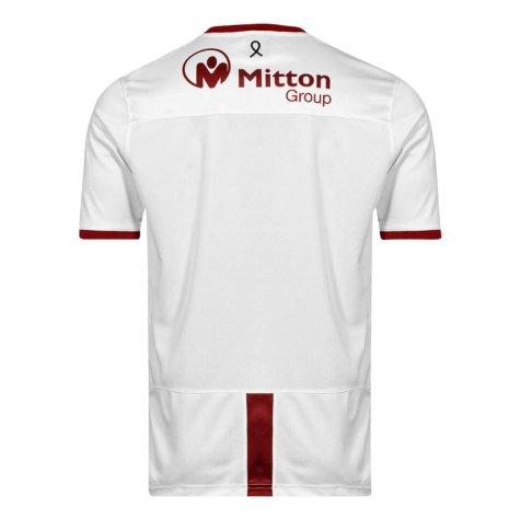2019-2020 Bradford City Avec Away Football Shirt