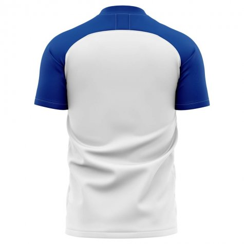 2019-2020 Strasbourg Away Concept Football Shirt - Kids