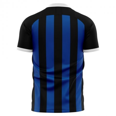 2020-2021 Club Brugge Home Concept Football Shirt - Kids