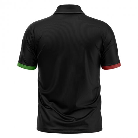 2020-2021 Afghanistan Cricket Concept Shirt