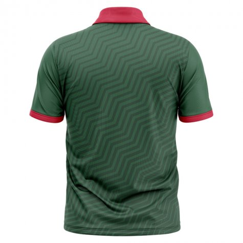 2019-2020 Bangladesh Cricket Concept Shirt - Little Boys