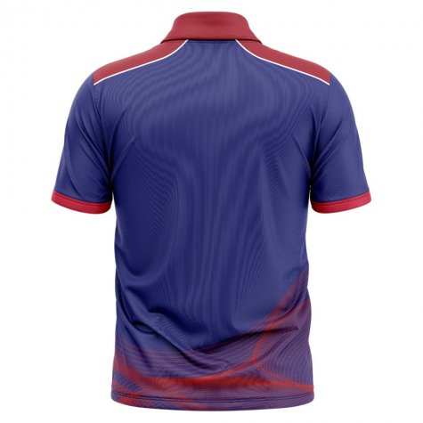 2020-2021 Nepal Cricket Concept Shirt - Kids