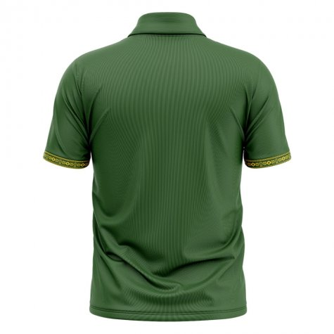 2019-2020 Pakistan Cricket Concept Shirt - Womens