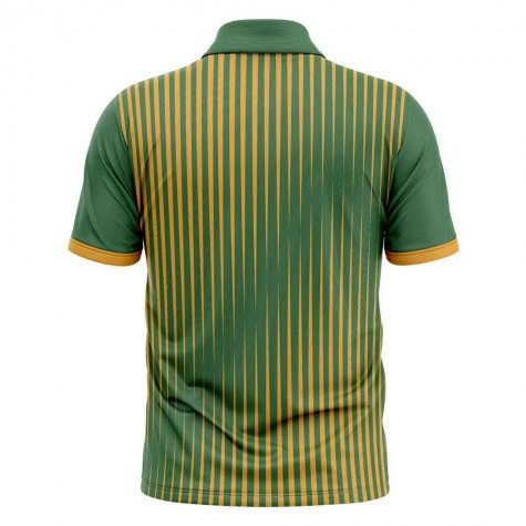 2020-2021 South Africa Cricket Concept Shirt - Womens