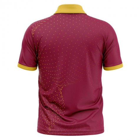 2019-2020 West Indies Cricket Concept Shirt - Kids
