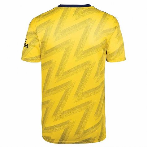 2019-2020 Arsenal Adidas Away Football Shirt (Kids) (KOLASINAC 31)