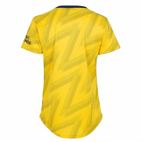 2019-2020 Arsenal Adidas Womens Away Shirt