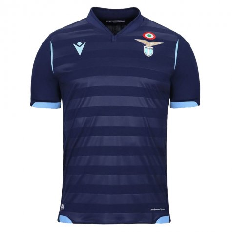 2019-2020 Lazio Authentic Third Shirt (Kids) (FAVALLI 5)
