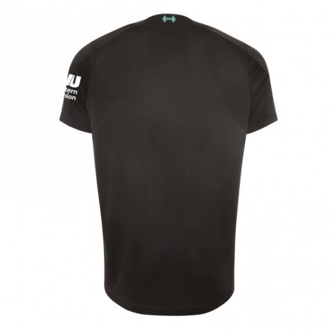 2019-2020 Liverpool Third Football Shirt (Woodburn 58)