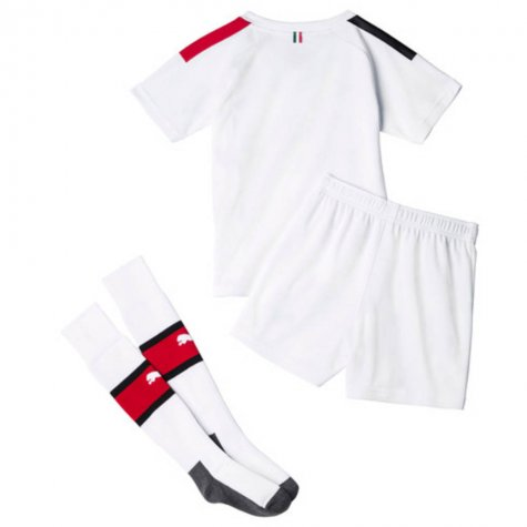 2019-20 AC Milan Away Mini Kit (ZAPATA 17)