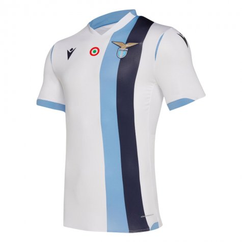 2019-20 Lazio Authentic Away Shirt (Kids) (NEDVED 11)
