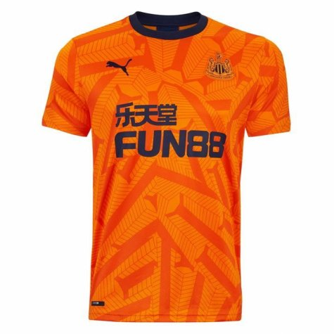 2019-2020 Newcastle Third Football Shirt (Willems 15)