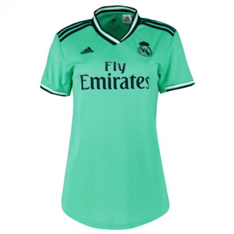 2019-2020 Real Madrid Adidas Womens Third Shirt (MORIENTES 9)