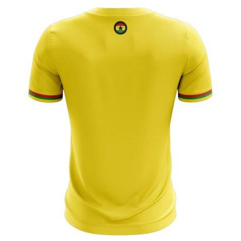 2019-2020 Ghana Third Concept Football Shirt - Womens