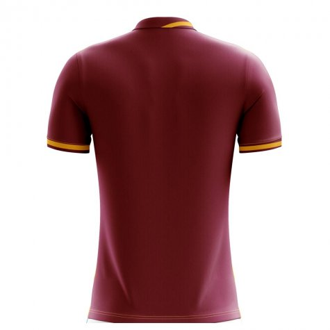 2020-2021 Roma Home Concept Football Shirt (PASTORE 27)