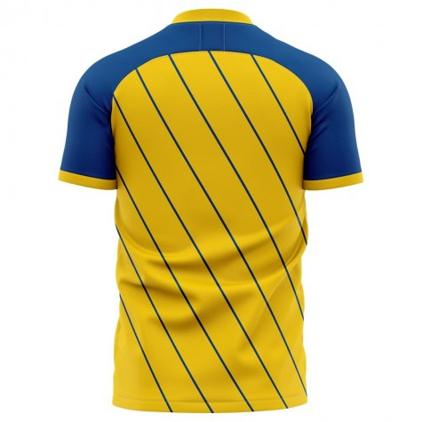 2020-2021 Cadiz Home Concept Football Shirt - Womens