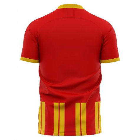 2019-2020 Le Mans Home Concept Football Shirt - Kids