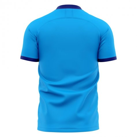 2020-2021 Pescara Home Concept Football Shirt