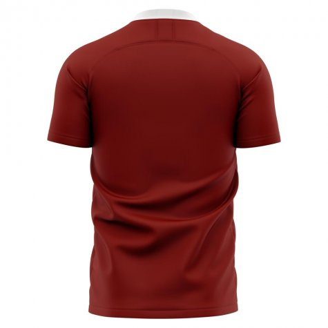 2019-2020 Torino Home Concept Football Shirt