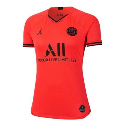 2019-2020 PSG Away Womens Shirt (BECKHAM 32)