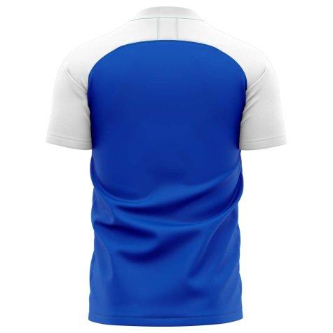 2019-2020 Espanyol Third Concept Football Shirt - Little Boys