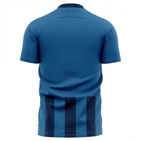 2019-2020 Djurgardens Home Concept Football Shirt - Little Boys