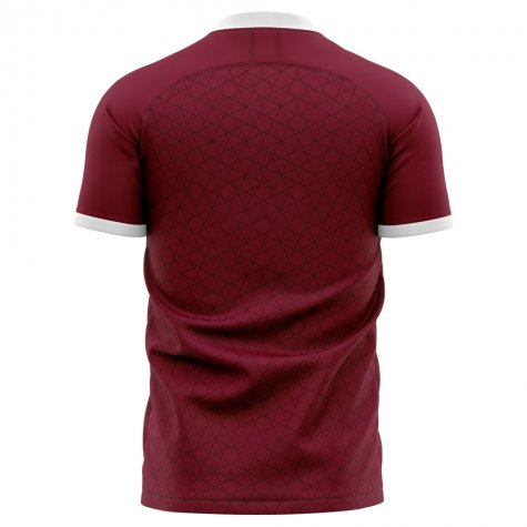 2020-2021 Rubin Kazan Home Concept Football Shirt - Kids