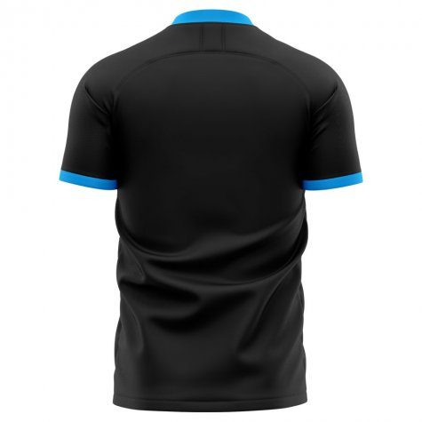 2019-2020 Slovan Bratislava Third Concept Football Shirt - Little Boys