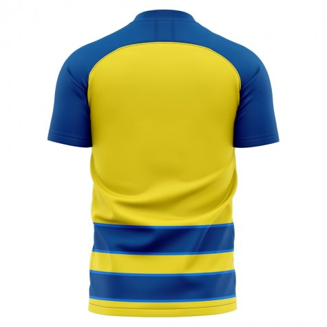 2020-2021 Parma Home Concept Football Shirt - Little Boys